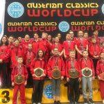 2019.04.17.: Jól remekelt a Debreczeni Team pointfighting csoportja Innsbruckban
