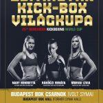 2019.05.15.: Hétvégén ismét Budapestre figyel a harcművész világ