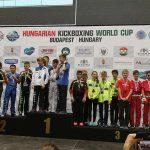 2019.05.17.: 25. Hungarian Kick-box World Cup 2019